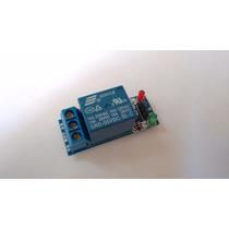 Modulo 1 Relevadores 5v Arduino Pic Master Atmel Avr