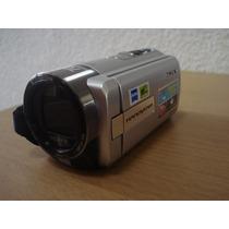 Cámara De Vídeo Sony Handycam. Dcr-sx85 (silver) Mem 16gb