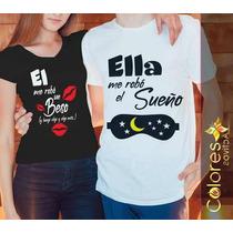 al por mayor online estilo atractivo ventas calientes Playeras Personalizadas 14 De Febrero Amor Pareja en venta ...