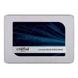 Disco Sólido Interno Crucial Mx500 Ct500mx500ssd1 500gb