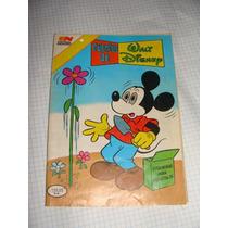Revista Mikey Mouse, Novaro, Cuentos De Walt Disne