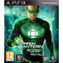 Green Lantern Manhunters Ps3 Impecable Sin Rayones