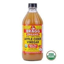 Vinagre De Manzana Organico Bragg 473 Ml
