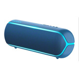 Bocina Sony Extra Bass Xb22 Portátil Con Bluetooth Azul