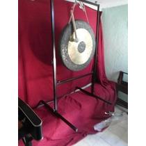 Gong Chino Instrumento De Terapia Relajacion Sanacion 16 Pul
