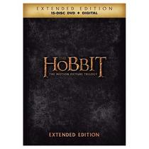 El Hobbit Trilogia Edicion Extendida , Peliculas En Dvd