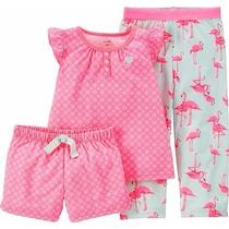Carters Modelo Pijama 3 Piezas Niña 4 Años Envio Gratis