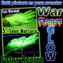 Pintura Neon Corporal Fluorescente Body Paint