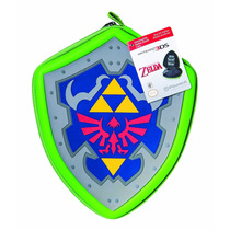 Hylian Shield Legend Of Zelda Funda Estuche Nintendo Ds