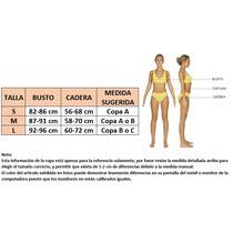 ed2e20c2dc15 Traje De Baño Sexy Bralette No Trasparente Con Panty Bikini en venta ...