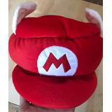 Gorro Mario Con Alas, Super Mario Bros Precio C/u