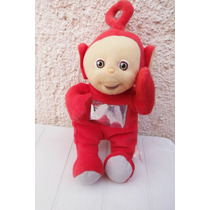 Peluche Teletubbies Red Rojo Programa Infantil Television