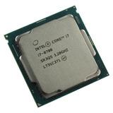 Procesador Intel Core I7 I7-8700 6 Núcleos 128 Gb