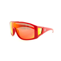 Lentes De Sol Armani Exchange Ax4022s Reflective Shield Msi