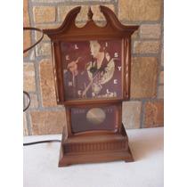 Elvis Presley Reloj Electrico Antiguo Sunbeam De Plastico