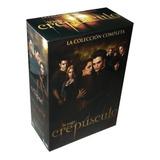 Crepusculo Twilight La Saga Boxset 5 Peliculas Dvd
