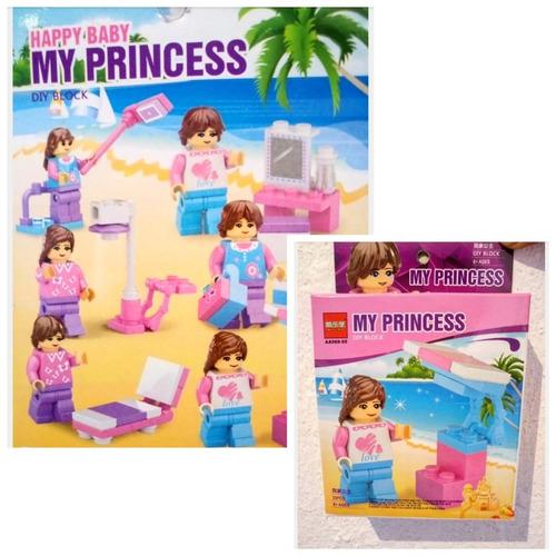 Niña Para Compatible Ojo 6 Juguete Venta Muñeco En Lego Armable sCohrBQdtx