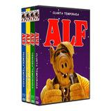 Alf Serie Completa Español Latino Temporadas 1 - 4 Dvd