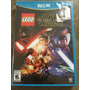 Lego Star Wars The Force Awekens Wii U Nuevo Envio Gratis