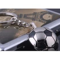 Balon De Futbol Precioso Llavero Metalico Balon Futbol 0912