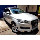 Audi Q7 333 Hp Sc  3.0t 2013