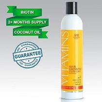 Pérdida Biotina Cabello Shampoo Natural Vitaminas Tratamient