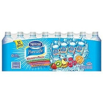 Nestlé Pure Life Splash Sabor A Frutas Agua Paquete Variety