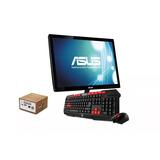 Computadora Pc Mini Intel Dual Core Ram 4gb Ssd 120gb  + Mon