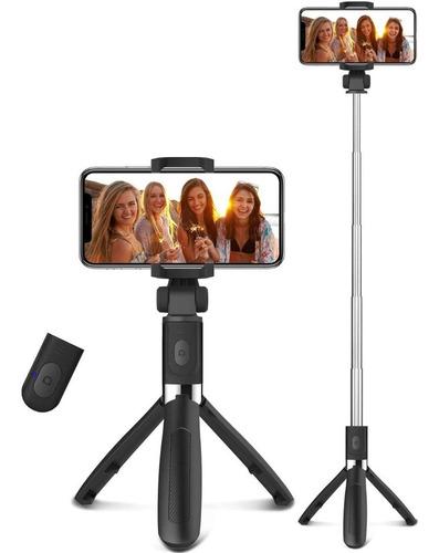 Palo Selfie Trípode Bluetooth Selfie Stick Control Remoto
