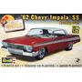 Chevy Impala Ss 1962 Revell 1/25 Modelo New Caja Sellada