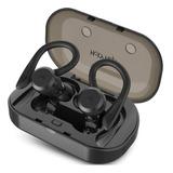 Audifonos Bluetooth 5.0 Deportivos Base Carga Manos Libres