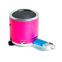 Mini Bocina Multimedia Portatil Z-12 Con Radio Fm, Auxiliar