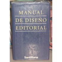 Libro Manual De Diseño Editorial
