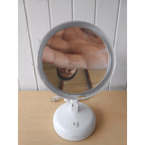 Espejo Con Aumento Para Maquillaje La Luz No Funciona #438