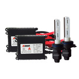 Kit Luz Xenon Hid Dc Osun Luces Baja Dual Focos Faros 35w
