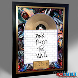 Cuadro Decorativo Pink Floyd Roger Waters Led Zeppelin Lp