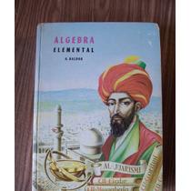 Álgebra De Baldor-el Original-576 Pag-ilust-c/respuestas-ecm