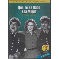 Pedro Infante Que Te Ha Dado Esa Mujer Dvd Nuevo