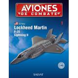 Aviones De Combate Salvat F-35 Lightning Il Lockheed No. 1