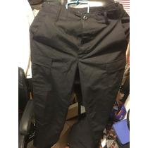 Pantalon Tactico Bdu Negro Small-long Propper