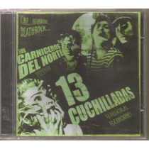 Los Carniceros Del Norte - 13 ( Post Punk Español ) Cd Rock