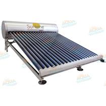 Calentador Solar 20 Tubos. Sin Subir Tinaco 12 Meses Si