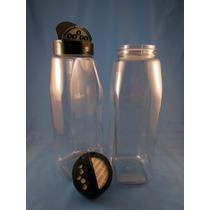 Envase De Plastico Especiero De 500ml Y 1100ml Con Tapa