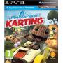 Playstation 3 Little Big Planet Karting Nuevo Sellado