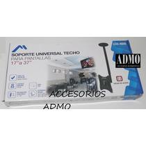 Soporte 4050 Instalacion Techo Pantalla Tv Lcd Led 17 A 37