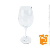 Copa Para Vino Tinto 16 Oz / 473 Ml Caja De 12 Pzs