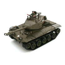 Tanque De Guerra Control Remoto M41a3 Walker Bulldog