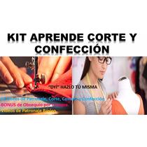 Patrones Corte Costura Confección Colección Bonos Y Más