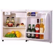 Refrigerador Frigobar Daewoo Blanco 1.9 Pies Cu. Cerradura