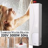 220v 3000w Instantáneo Calentadores De Agua Eléctricos Au Pl